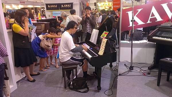 2012台北世貿樂器展