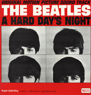 Beatles-A Hard Day's Night