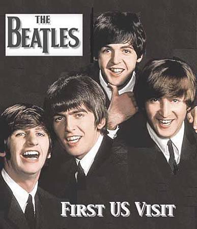 Beatles-第一次到美國