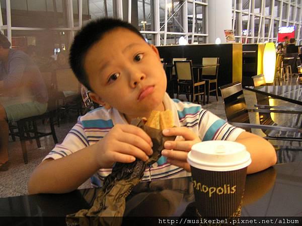 香港機場大餐