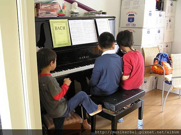 阿毛家的鋼琴