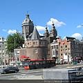 阿姆斯特丹市區--淚之塔
