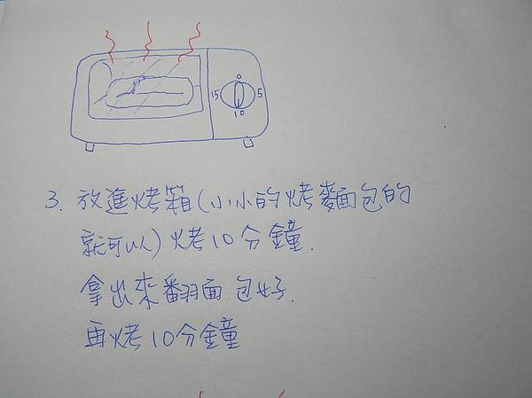 20110215晚餐 烤雞腿5-4