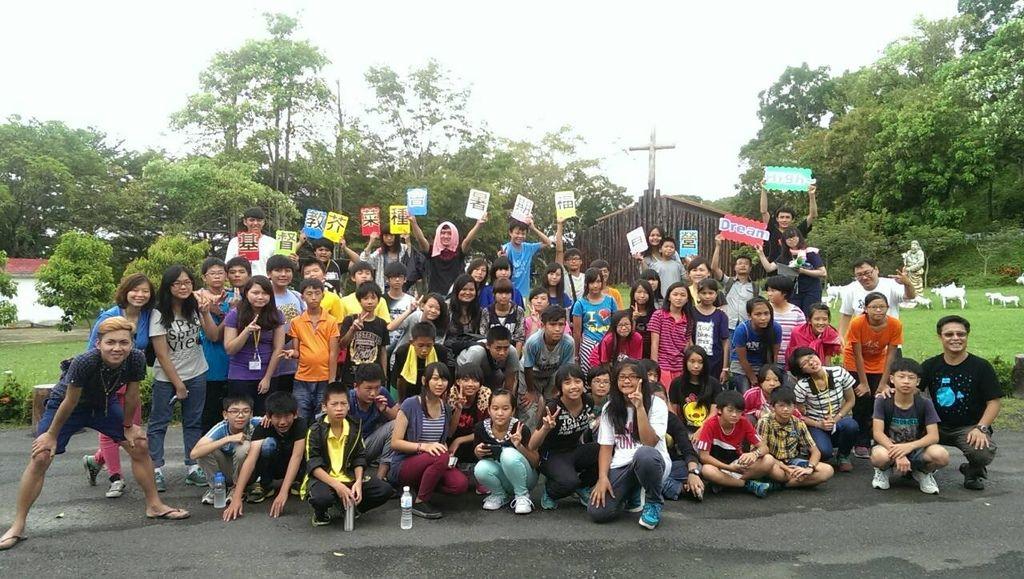 芥菜種會每年暑假為認養童舉辦營隊