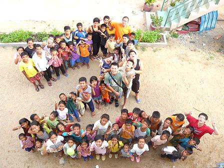 前進柬埔寨第二天