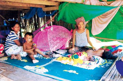 海外貧童家庭景況