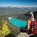 Big Beehive Trail 大蜂巢山步道眺望露易絲湖8.jpg