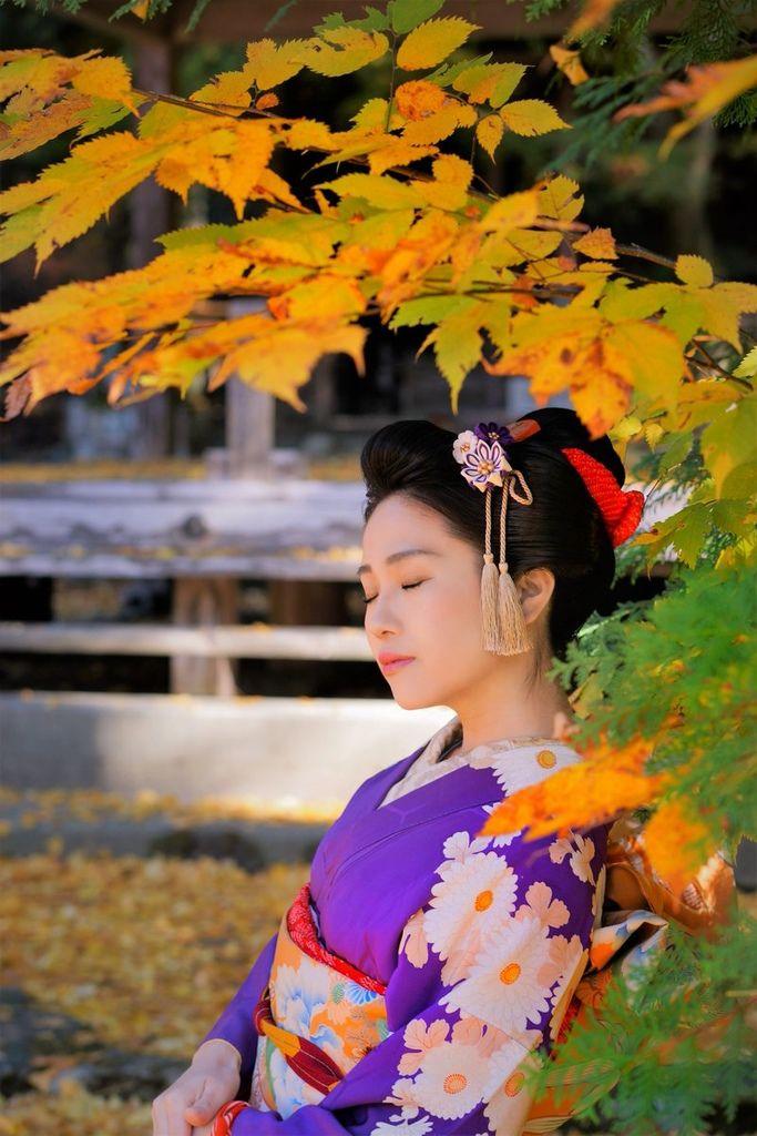 和服美女3
