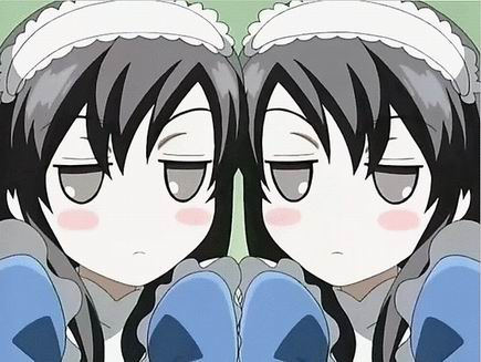 雙胞胎女僕