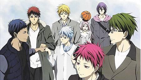 黑子的籃球 第三季 OVA 75.5