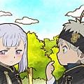 黑色五葉草