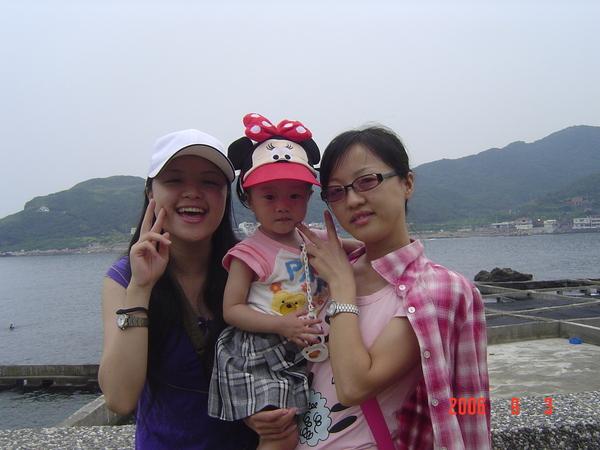 這是我的大姨和小阿姨