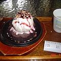 看起來好好吃的鐵板冰淇淋aa
