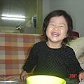 媽咪:『來~~笑一個吧~~』
