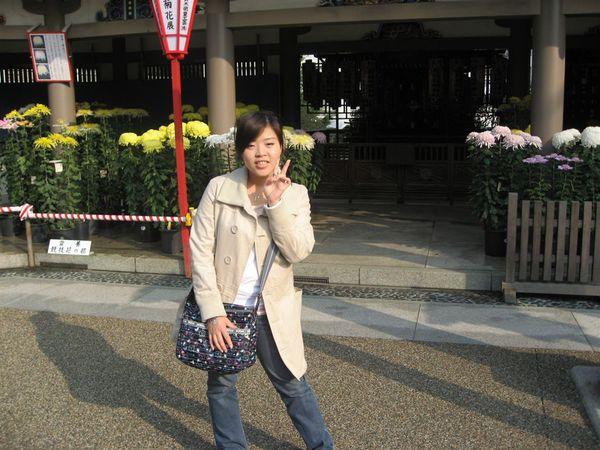 11/2 8:00 從飯店附近另一個站(非JR線)乃木板->湯島 <日幣190/每人>