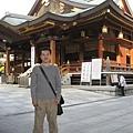 不過日本廟宇好像也都大同小異啦~