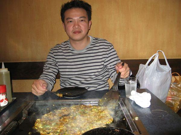 老公也覺的滿好吃的,價格也大約日幣1000元左右(看你點的東西而訂)