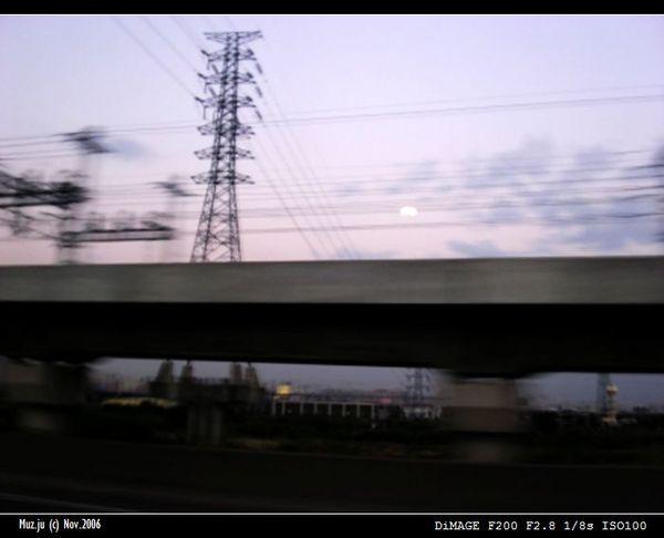 (13) 回程時月亮已經出現.jpg