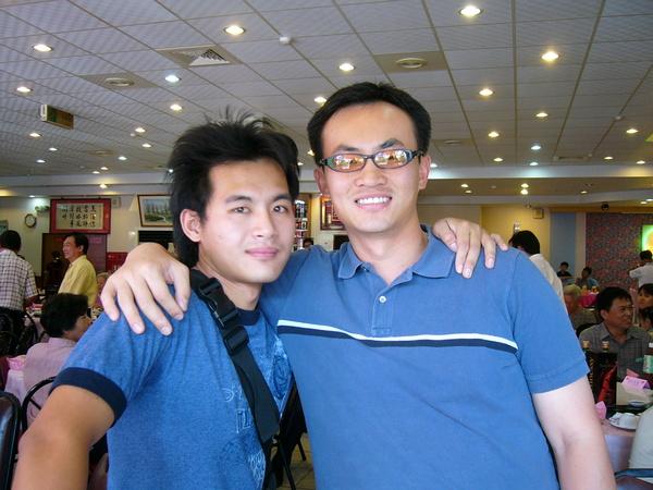 冠宏與老弟