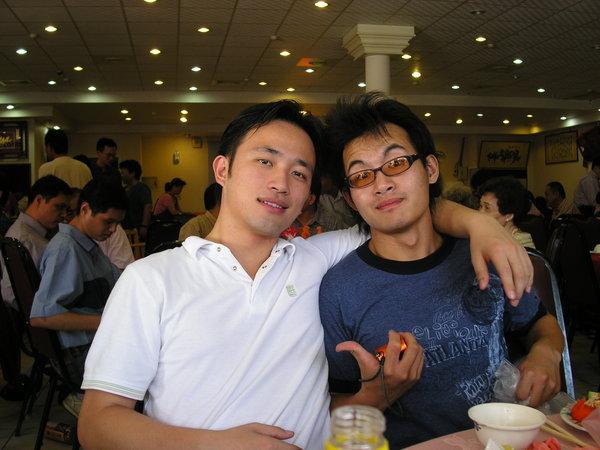 冠志與老弟 (2)