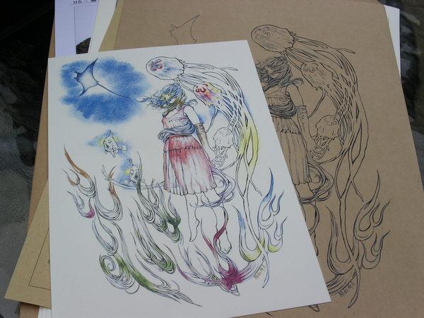 (11) 楊鈺琦 都市怪獸之飄浮女