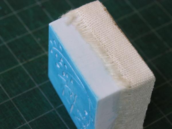 20080808-自刻橡皮擦印章給阿紅完成品-02.JPG