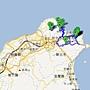 九份之旅Google地圖