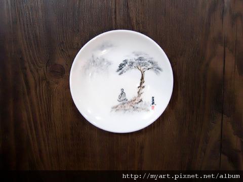 小-山水盤-1