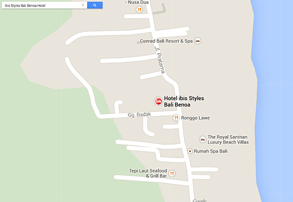 巴里島 宜必思風格峇里貝諾瓦飯店 Ibis Styles Bali Benoa Hotel(Nusa Dua區)