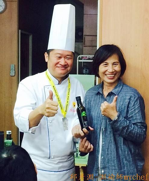 20160512邱彥淵-淵褕師mychef添得瑞油品分享會6
