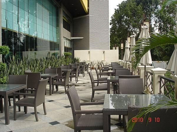 清邁Holiday Inn酒店早餐的地方-20.JPG