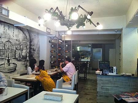 2012_02_24_里昂尼_La Leone Cafe (2)