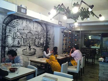 2012_02_24_里昂尼_La Leone Cafe (3)