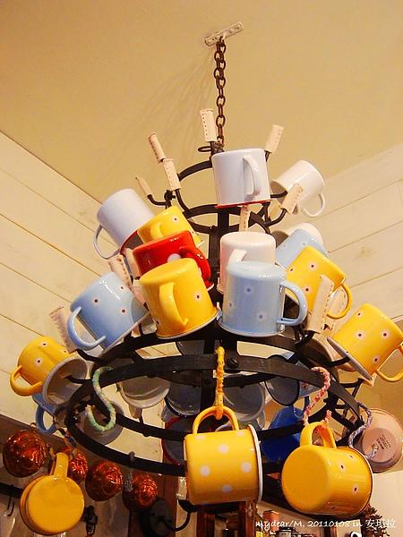 <一人旅行> 安琪拉-杯杯吊燈