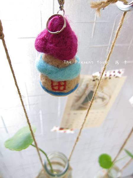 2011/6/16 芮卡的見面禮物