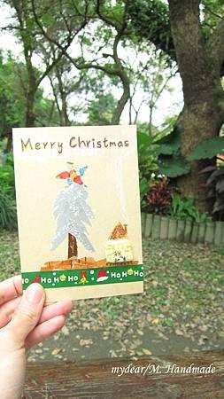 2011聖誕節Postcard