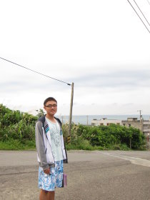 20110709夏天的三芝.JPG
