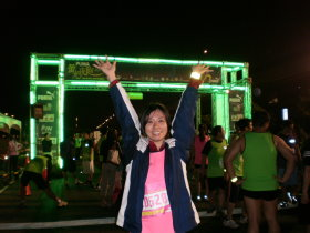 20110528puma螢光夜跑.JPG