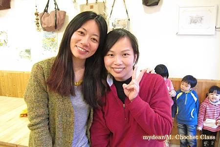 2012/2/11 好日教學之大頭動物鑰匙包