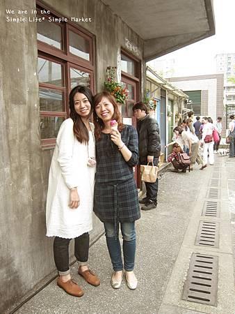 2012/3/8 simple market- NIKI,超級好朋友