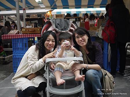 2012/3/8 simple market-kid和兒子