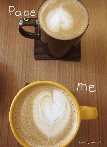從一杯咖啡開始