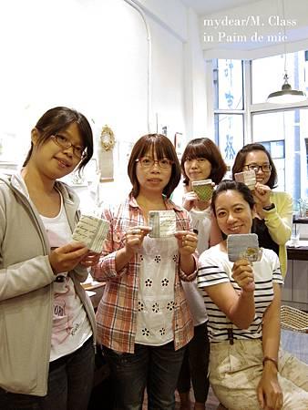 2012/6/16 上課囉~in 旁多米