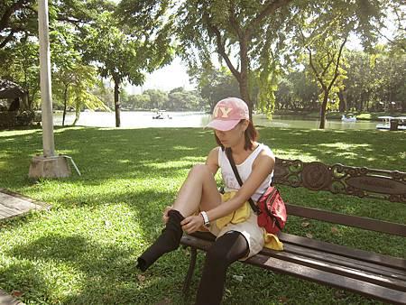 20131102_Lumphini Park 倫坡尼公園慢跑(2).JPG