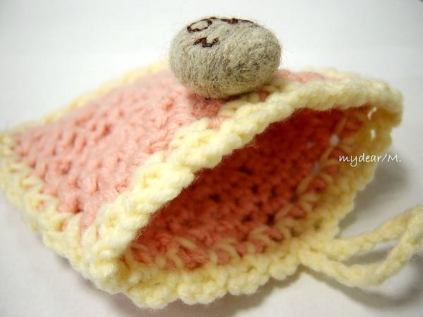 給momo的踩踩樂聖誕禮物-小織袋
