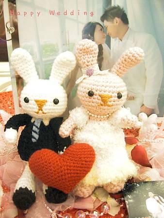 2010/10/23 新人兔for 姐姐的婚禮