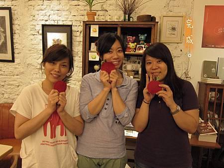 2011/5/20 好食蘋果教學in 點點