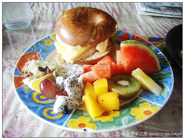 day3超豐盛的早餐