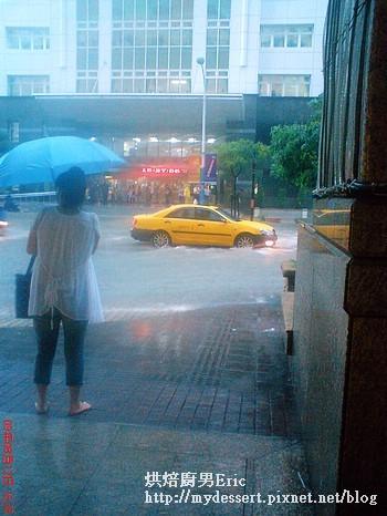 板橋淹水01