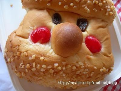耶誕老人麵包03